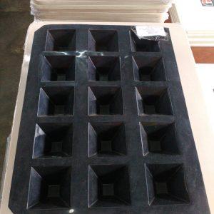 15 PIRAMIDI 15 PYRAMIDS  size :  400X300 MM