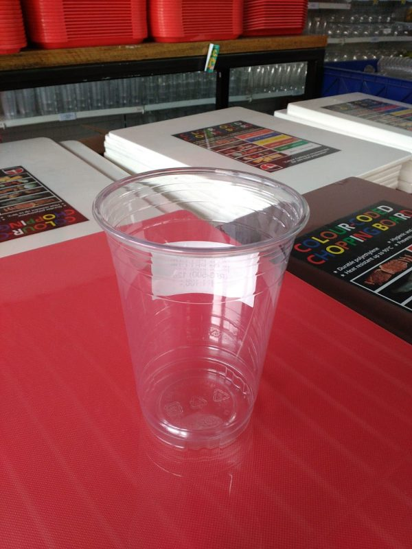 16 OZ PET CUP (R93-500)