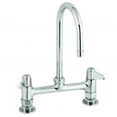 "8"" center Deck Mounted Mixing Faucet"