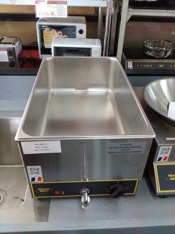 Bain-marie - ROLLER GRILL
