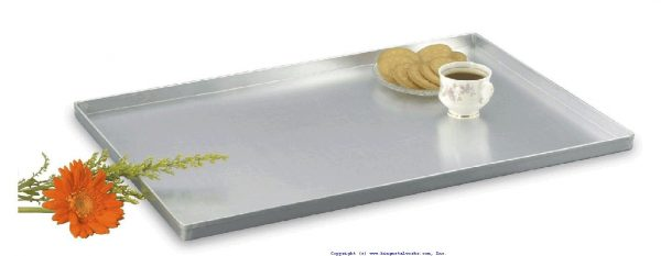 Baking Tray Alum.520x420x19 Mm (1.6Mm) - King Metal