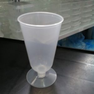 BEVERAGE CUP W/ STAND - UL