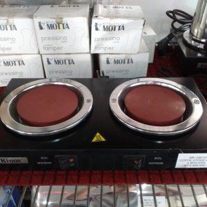 Coffee stove with 2 boilers - KINOX