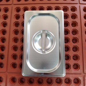MK-P14HC-SS : COVER GN PANS EUROPEAN STYLES  SIZE  1/4 COVER - MK