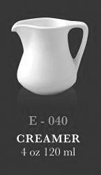 Creamer 4oz - KERAMIK