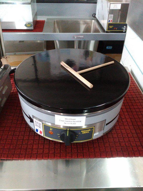 Crepe machine Dia 40CM - ROLLER GRILL