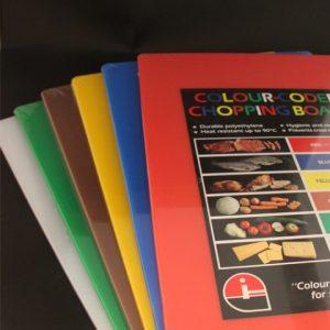 "Cutting Board 20""X16""X1/2"" White - CUTTING BOARD"