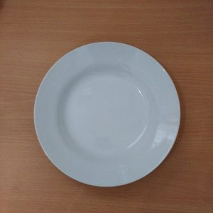 "DINNER PLATE PLAIN 9"" (CERAMIC) - KOPIN"