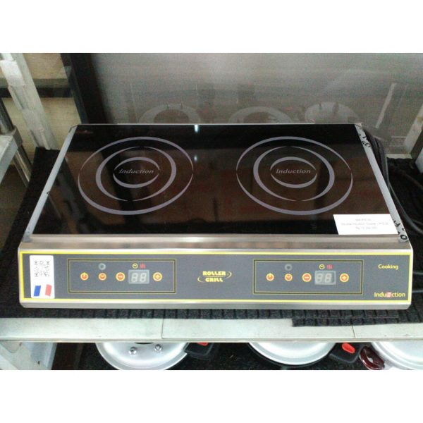 Double Induction Cooker - PID 30 - ROLLER GRILL