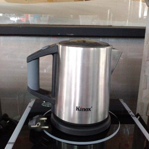 Electric Kettle 1 Lt - KINOX