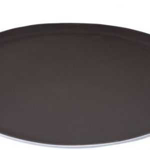 FIBERGLASS NON SLIP TRAY 490X590MM BROWN - JW