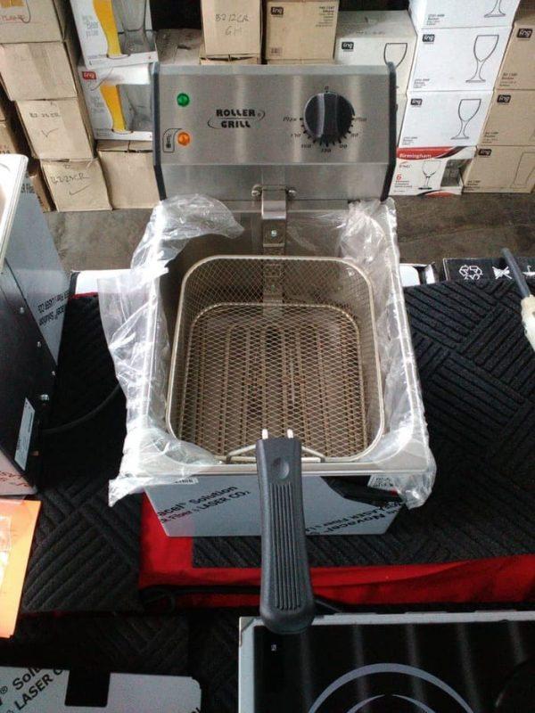 Fryer 8 Lt - FD 80 - ROLLER GRILL