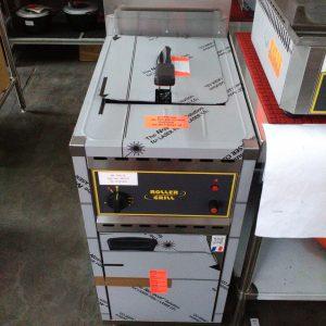 Gas Fryer - RFG 16 - ROLLER GRILL