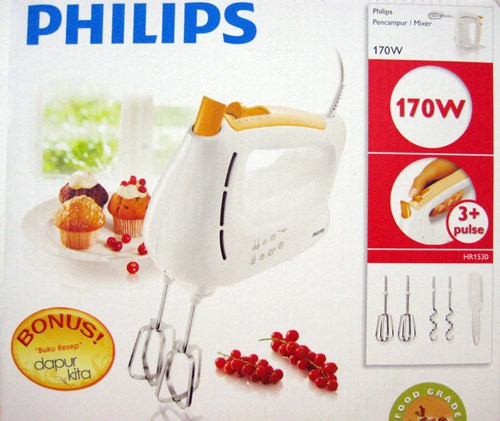 HAND MIXER - PHILIPS