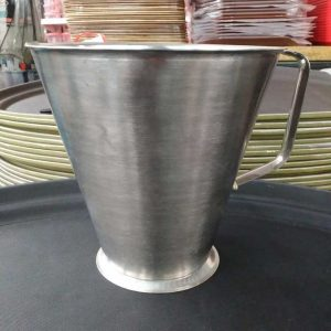 Measuring Jug W/Foot 2ltr. - King Metal