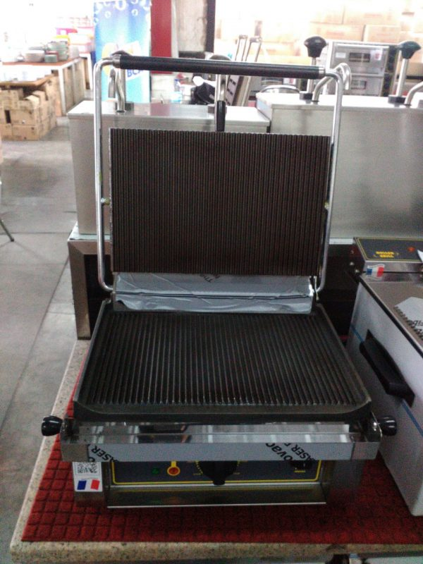 Panini Grill - ROLLER GRILL