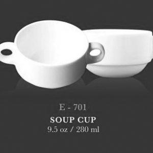 Soup cup  280ml - KERAMIK