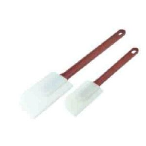 """MK-SCP-PF-250 : Spatula 10"""" (250 mm) w/ Silicon scraper - MK"""