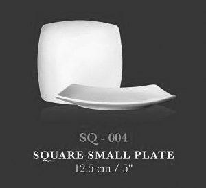 "SQ coup plt 5"" (SQ Small plate 5"") - KERAMIK"