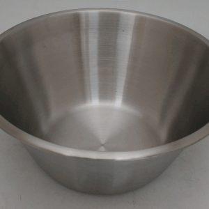 Taper Bowl W/ Beading (I.D 24cm) 0.8mm - INDIA