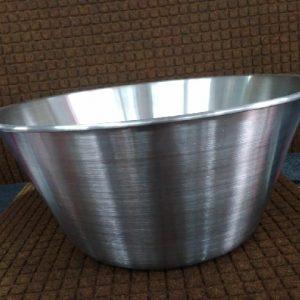 Taper Bowl W/ Beading (I.D 40cm) 0.8mm - INDIA