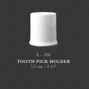 Toothpick holder - KERAMIK