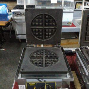 Waffle machine Round - ROLLER GRILL