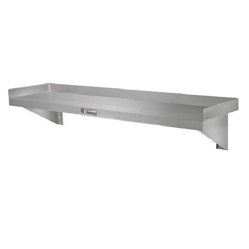 Wall Shelf - SIMPLY STAINLESS
