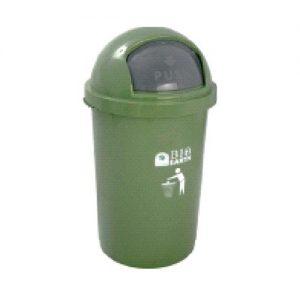Bio Round Dustbin 50 Liter - Bio