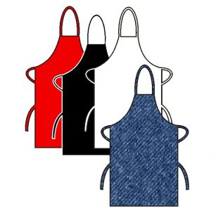 Bip Apron Denim - Happy Chef