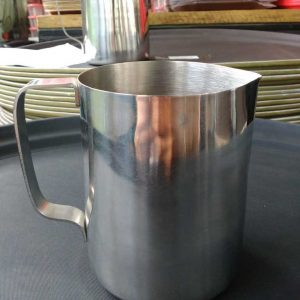 Milk Frothy Cup St.Steel 1000 Ml. - King Metal