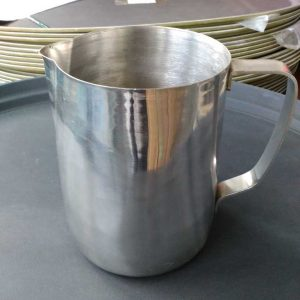 Milk Frothy Cup St.Steel 2000 Ml. - King Metal
