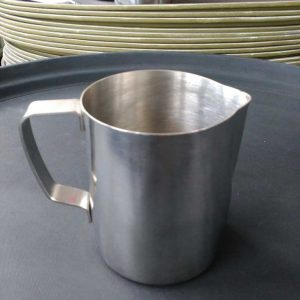 Milk Frothy Cup St.Steel 600 Ml. - King Metal