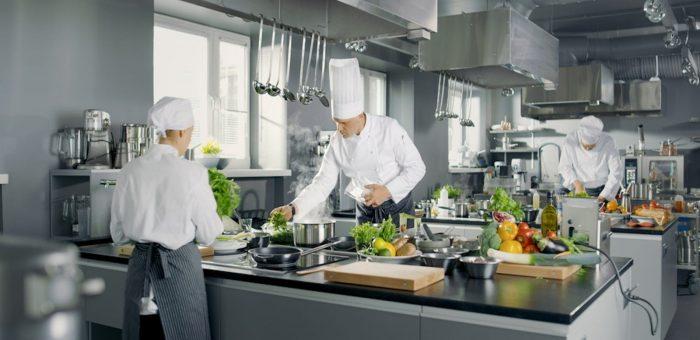 Serba-Serbi Peralatan Dapur Komersial