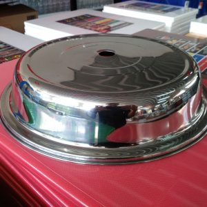 Plate Cover Dome Cover 30 Cm - King Metal