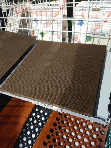 AFS-3660-Br : Sponge Mat