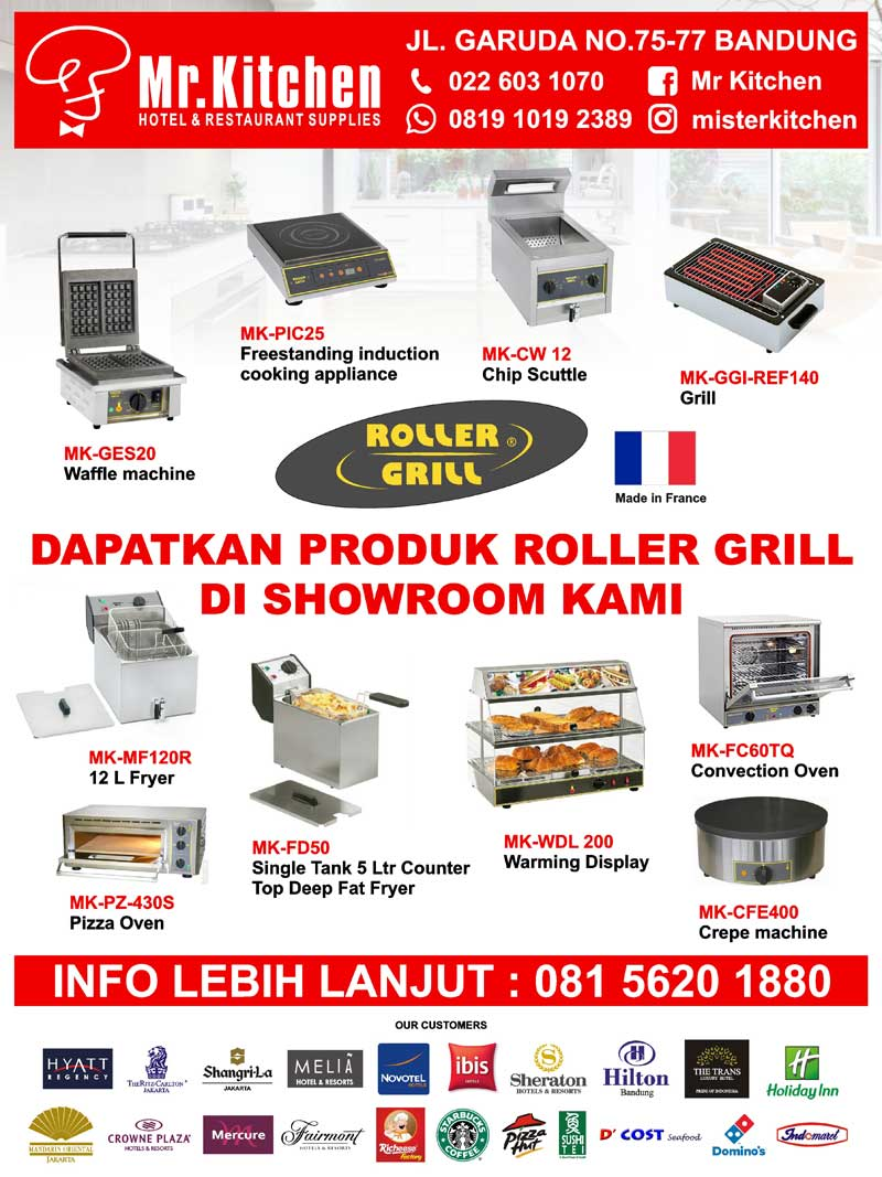 produk Roller Grill