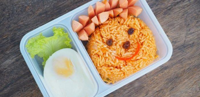 Berikut 5 Tips Memilih Kotak Makan  Anak